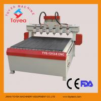 Wholesale Multi-heads CNC Engraving machine TYE-1313-6 from china suppliers