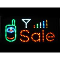 Wholesale Customised business advertising led illuminated sign from china suppliers
