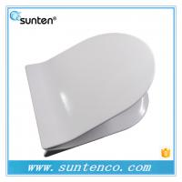 Wholesale D Shape Flat European Quick Release Toilet Seat Covers In Xiamen from china suppliers
