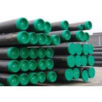 Wholesale P110 C90 C95 black painted Round Steel Casing Pipe 8 5/8 Inch , 3mm - 30mm Thickness from china suppliers