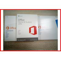 Wholesale Microsoft Office 2013 Professional Plus Genuine 64 Bit DVD Retail License Key Activated from china suppliers