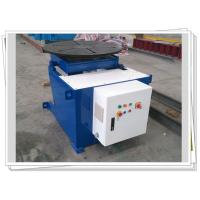 Wholesale Pendant Control Heavy Duty Welding Table / Welding Turn Table from china suppliers