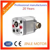 Wholesale Low Displacement Hydraulic Gear Pump For Small Bidirectional Hydraulic Systems from china suppliers
