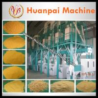Buy cheap fully automatic maize flour mill equipment from wholesalers