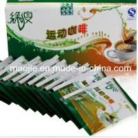Wholesale Lushou Sport Slimming Coffee Lose Weight  Fat Burn Slimming Coffee with Strong Effect from china suppliers