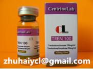 Wholesale Healthy Injectable Anabolic Steroids , Yellow Purity Trenbolone Acetate from china suppliers