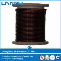 Wholesale China Hot Sell 24 SWG Enamelled Winding Wire for Motor from china suppliers