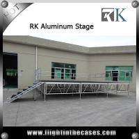 Wholesale Hot sale outdoor aluminum concert stage,professional event stage wood stage from china suppliers