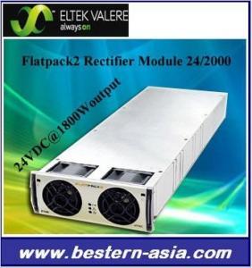 Wholesale Eltek Valere Flatpack2 24VDC/2000W Rectifier Module from china suppliers