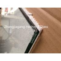 Wholesale 10MM square toughened glass with CCC certificate sale to Cellini Lifestyle furniture store from china suppliers