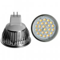 Wholesale SMD2385 H52mm LED Spotlight MR16 with GU5.3 lamp base 360lumens 60 degree from china suppliers