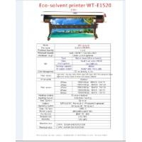 Wholesale special 1.52m eco solvent printer from china suppliers