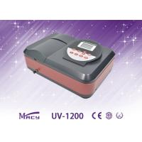 Quality Formaldehyde Visible UV - Spectrophotometer Environmental Testing for sale