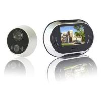 Buy cheap 3.5inch 170° Digital Door Viewer with Photo-shooting Storage Doorbell and Do-not from wholesalers