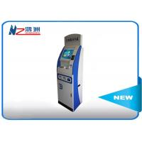Wholesale 42 Inch Touch Pc Stand Up Computer Kiosk For Multi Media Information Check from china suppliers