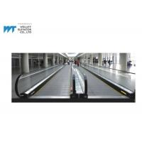 Wholesale Tempered Glass Balustrade Moving Walk Escalator Durable High Strength Metal Truss from china suppliers