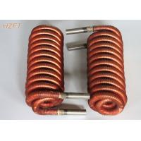 Wholesale High thermal Finned Coil Heat Exchangers For Fuel Gas Condensers , Fan Coil Unit from china suppliers