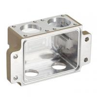 Quality High Precision Aluminium Die Castings , White Machined Box For Equipment for sale