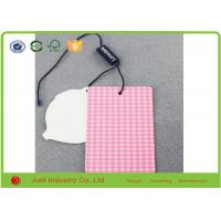 Wholesale Unique Design 250 GSM Custom Printed Hang Tags Size 5 X 7 Cm Matt Lamination from china suppliers