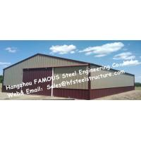 Wholesale Chinese Construction Company Suppy Structural Steel Barn And Steel Structural Garage American Standard from china suppliers
