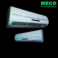 Wholesale hi-wall type fan coil unit 600CFM 2 pipe system from china suppliers