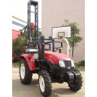 Wholesale Geophysical Hydraulic 100mm Diamond Core Drill Tractor Mounted Drilling Rigs For Sale from china suppliers