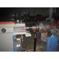 Buy cheap Automatic Ppr Pipe Production Line For Industry Hot Water Pipe , PLC Control from wholesalers