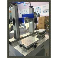 Wholesale Mini Fiber Laser Marking Machines for for metal,watches,camera,auto parts,buckles from china suppliers