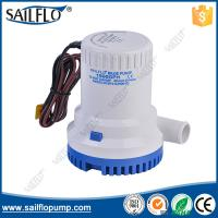 Wholesale Sailflo factory price 1500GPH non- auto submersible boat bilge pumps for marine yachat from china suppliers