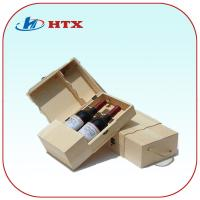 Wholesale Pratical Wood Wooden Box for Wine/Bottle from china suppliers