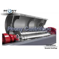 Wholesale Peony PDC Series Full Automatic Decanter Drilling Mud Centrifuge from china suppliers