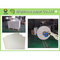 Wholesale Strong Stiffness White Cardboard Sheets 400gsm Paper Moisture Proof from china suppliers