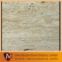 Wholesale offer beige travertine tiles from china suppliers