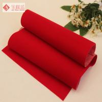 Wholesale Upholstery Flocked Velvet Fabric Spunlace For Electronic Accessories from china suppliers