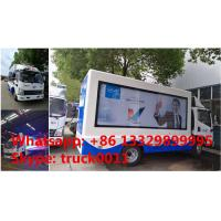 Wholesale 2017s best price high quality Mobile LED advertising truck for VIVO Mobile Phone for sale, FAW P6 LED billboard truck from china suppliers