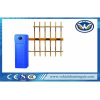 Wholesale 100% Heavy Duty Blue Automatic Vehicle Barrier Gate Driveway Barriers OEM Service from china suppliers