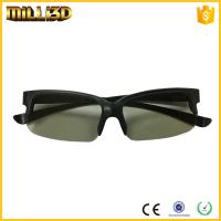 Wholesale cheap passive 3d glasses polarized for xnxx movie reald cinema from china suppliers