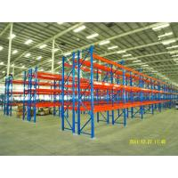 Buy cheap Industrial Double - Deep Pallet Racking Systems For Distribution Centers from wholesalers