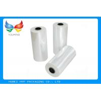 Wholesale 45mic Thermal Heat Transparent PVC Shrink Film Rolls For Bottle Shrink Sleeve Labels from china suppliers