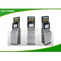 Wholesale Thin And Small Touch Screen Hotel Lobby Kiosk Anti - Vandal 250cd / ㎡ from china suppliers