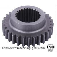 Wholesale CNC Turning Large Double Gears Motorcycle Gearbox Straight Spur Gear Abrasion Resistant from china suppliers