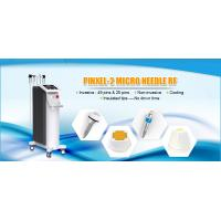 Wholesale 2016 Hottest PINXEL 2 micro needle rf/ fractional machine/auto micro needle therapy system from china suppliers