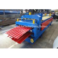Wholesale Hydrauli Cutting Metal Roll Forming Machine Double Layer For Roof from china suppliers