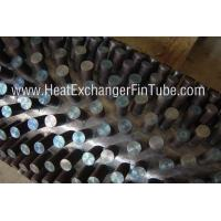 Wholesale A106 Gr.B SMLS carbon steel gas fired stud tubes support Round / Oval / Pin type from china suppliers