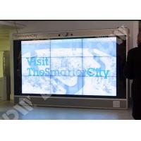 Wholesale 55 Inch original Samsung seamless video wall 3x4 / 2x2 RS232 control from china suppliers