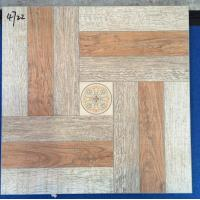 Wholesale wood design inkjet floor tiles 40x40cm from china suppliers