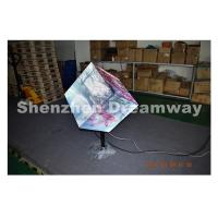 Wholesale Special Cube hd Indoor Full Color led display advertising PH2.5 480 by 480 mm from china suppliers