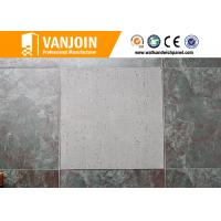 Wholesale Waterproof Decorative Stone Tiles Level A Fireproof , 600*300/ 600*600MM from china suppliers