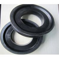 Wholesale Black Rubber Concrete Pump Piston Weather Resistant Long Lifespan from china suppliers