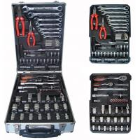 Wholesale 102pcs Professional Home Hand Tool Set with Socket / Ratchet Handle / Universal Joint from china suppliers